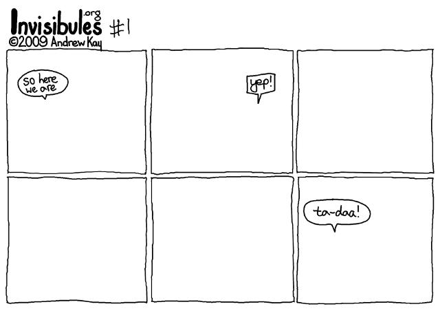 #1 We are Invisibules