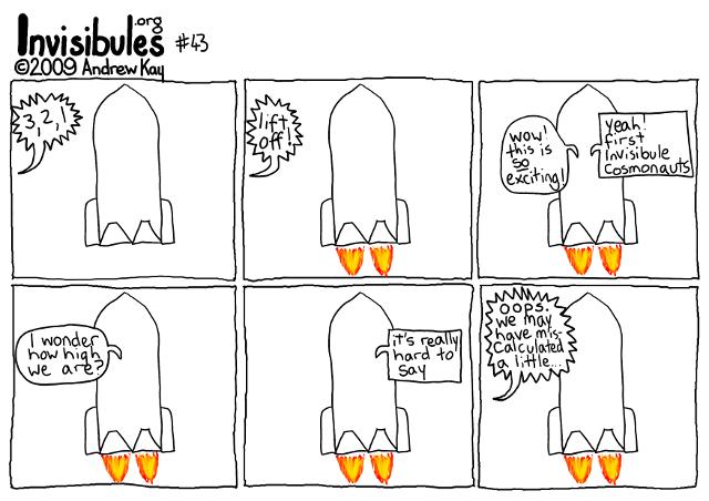 #43 Rocket Silence