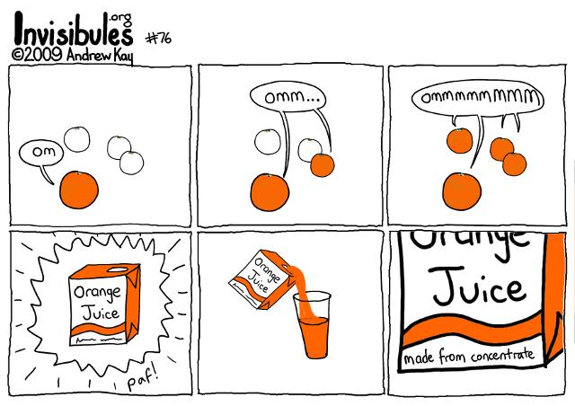 #76 Oranges