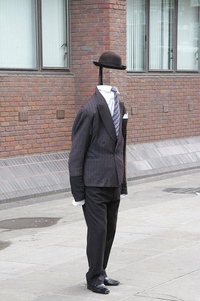 Invisibule Man