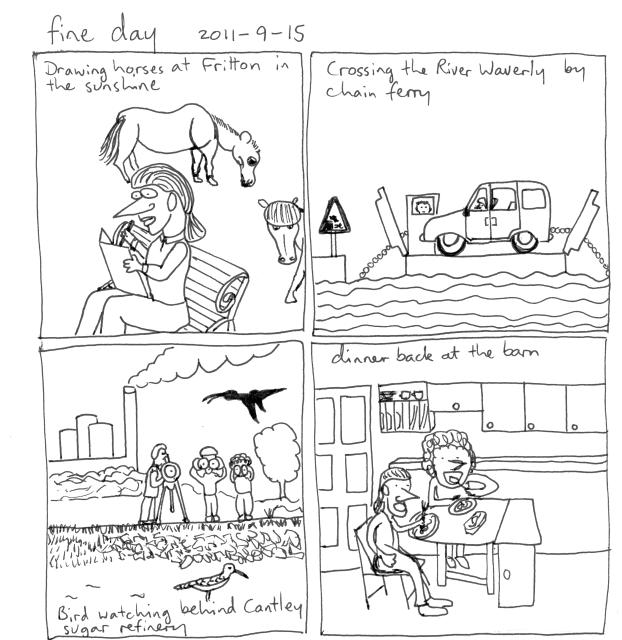 2011-09-15 Fine Day