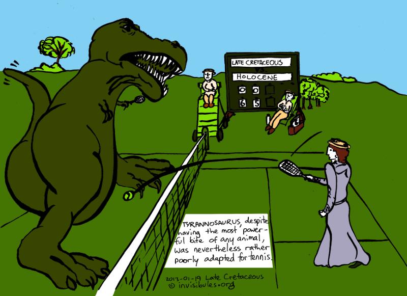 2013-01-19 Late Cretaceous