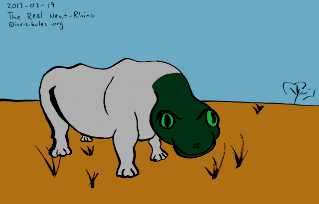 2013-03-19 The Real Newt-Rhino