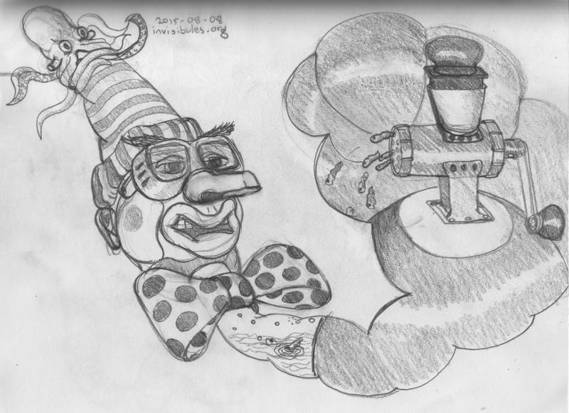 2015-08-08 Clown