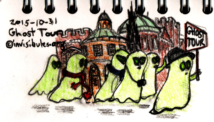 2015-10-31 Ghost Tour