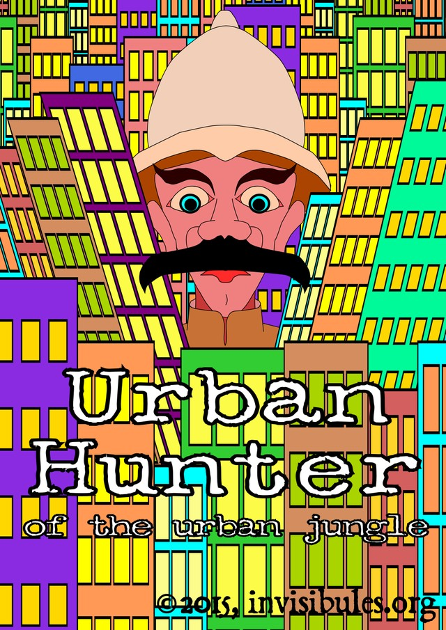 2015-11-27 Urban Hunter of the Urban Jungle