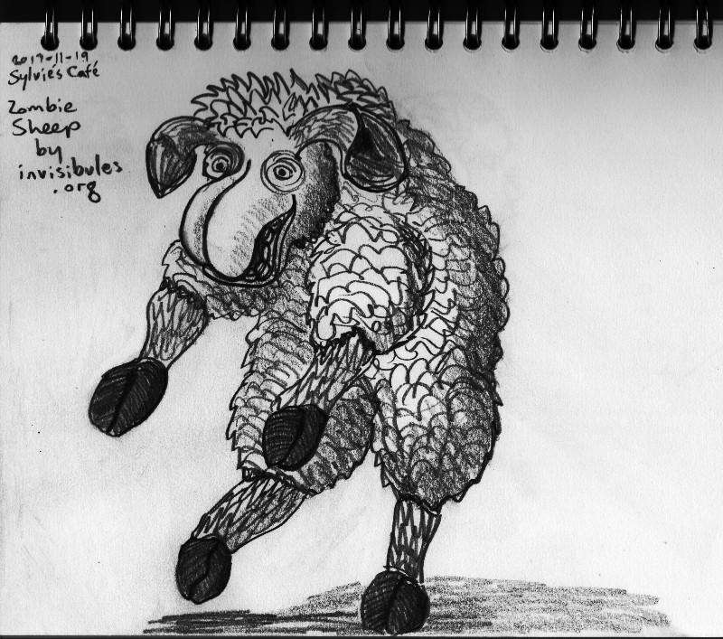 2017-11-19 Zombie sheep