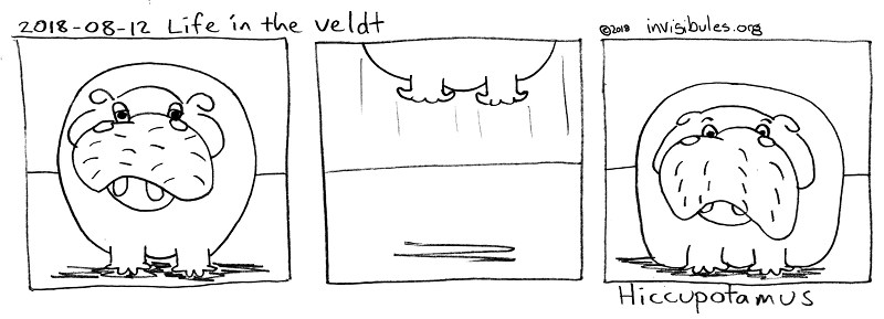 2018-08-12 Life in the veldt