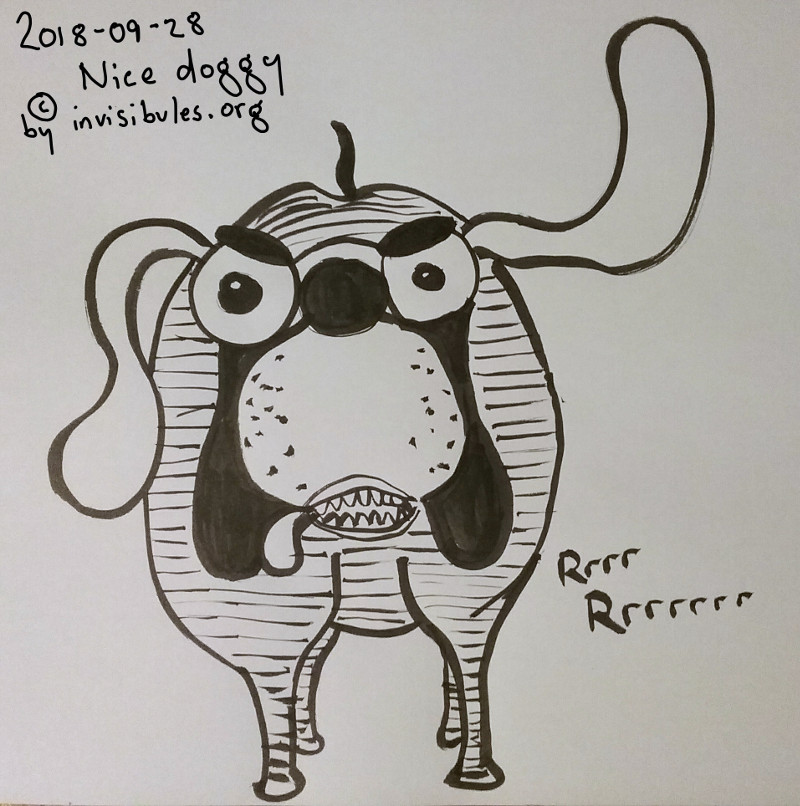 2018-09-30 Nice Doggy
