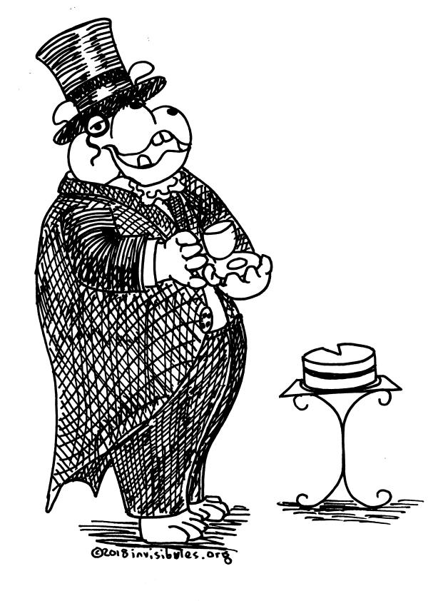 2018-12-15 Hippo Tea-Time