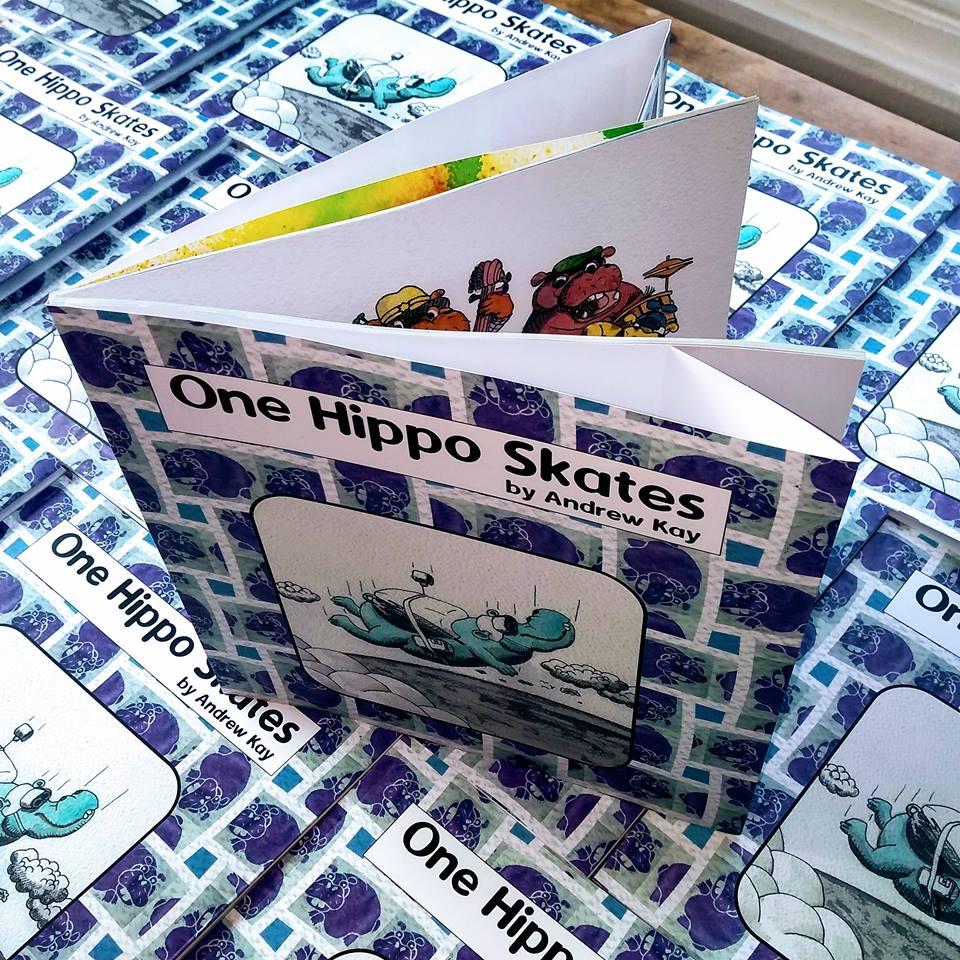2019-04-06 One Hippo Skates